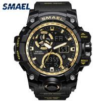 Men Sport Watch(PU) - <b>SMAEL</b> Official Store - AliExpress