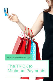 how to pay off credit cards fast the trick to minimum payments