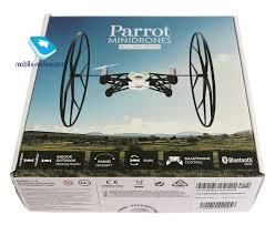 Mobile-review.com Обзор минидронов <b>Parrot</b> – летающий Rolling ...