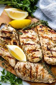 Simple Grilled Chicken Recipe