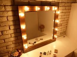 rustic vanity mirror ideas