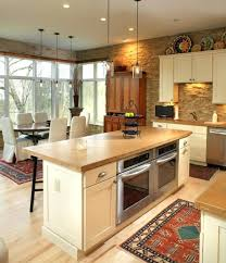 kitchens with island stoves. Kitchen Island With Stove And Oven Stoves Ovens Two Side By Kitchens A
