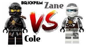 BrickFilm : LEGO Ninjago Cole vs Zane - YouTube