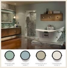 ROOM DECOR U0026 SET UP Spalike Color Palate Ideas BathSpaCans Spa Bathroom Colors