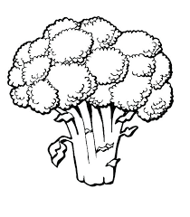 Printable Fruits And Vegetables Coloring Pages Printable Fruit