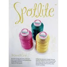 Wonderfil Thread Charts Wonderfil Spotlite Thread Colour Chart
