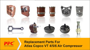 air pressor diagram replacement parts for atlas copco reciprocating air pressor