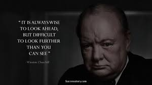 Winston Churchill Famous Quotes Simple Top 48 Winston Churchill Quotes Famous Quotes SuccessStory
