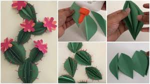 Chart Paper Flower Making Craft Page 39 Simple Craft Ideas
