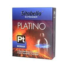 <b>Стимулирующая насадка</b> с <b>усиками</b> Platino Вулкан — купить в ...