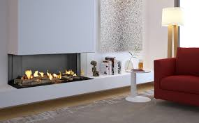 livingroom two sided fireplace with regard to double side gas ventless for jetmaster s blower