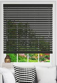 black wooden blinds. Black Wooden Blinds E