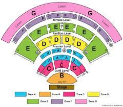 Pnc Seating Chart By Row Charlotte Verizon Wireless Amphitheater Charlotte Capacity