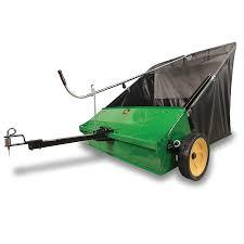 lowes garden tractors. John Deere 44-in Lawn Sweeper Lowes Garden Tractors E