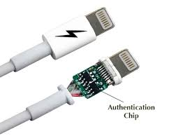 connector contacts authentication cable