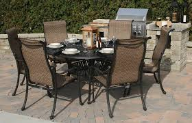 modern patio and furniture medium size round patio dining sets outdoor cushion pc set for rafael