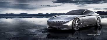 Who Designs Hyundai Cars Le Fil Rouge Hyundais Latest Concept Vehicle Myhyundai