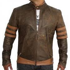 details about x men wolverine origins logan biker er real genuine leather jacket all sizes