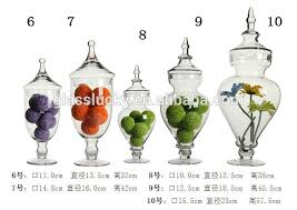 Decorative Glass Jars With Lids Apothecary Jar Wholesale Decorative Glass Wholesale Apothecary 91