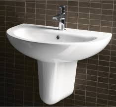 wall hung sink plumbing installation in boise