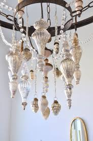 chandelier ornaments and ribbon also hang from our wall sconces see additional ways to use here