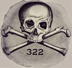 """Geheimbund Skull & Bones (1): """"Die Bushs & das Geheimnis von Zimmer 322"""""""