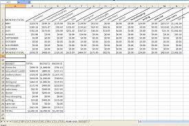 Manage Money Spreadsheet Budgeting Spreadsheet To Manage Household Expenses Budget