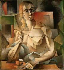 jean metzinger le goûter tea time 1911 philadelphia museum of art andré salmon dubbed this painting the mona lisa of cubism