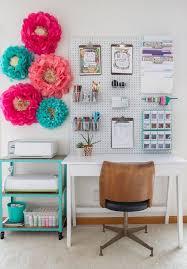 ways to decorate office. Deskorganization20 Ways To Decorate Office O