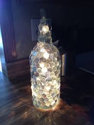 Decorative Wine Bottles With Lights Musely 14