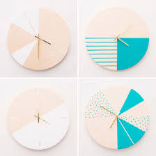 Diy Clock Get Your Diy On With This Handmade Clock To Make From Brit Co