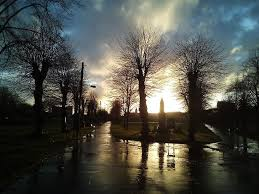 The final montage of victoria park perfectly encapsulates what this episode is up to and gives each character a rather striking final moment. Victoria Park On A Winter S Afternoon Newbury Weekly News