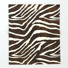 animal print zebra in winter brown and beige throw blanket leopard australia