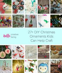 creative homemade christmas decorations. Looking For Fun Family Christmas Activities? Have A Decoration Party! Here Are Creative Homemade Decorations .