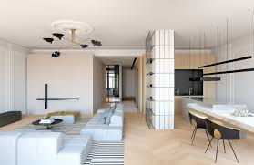 Small Picture Modern Decor Meets Classical Features in Two Transitional Home Designs