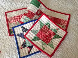 Small Quilts and Quilted Projects Parade | A Quilting Life - a ... & Small Quilts and Quilted Projects Parade Adamdwight.com