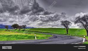 Midday Light Slovakia Spring Image Photo Free Trial Bigstock