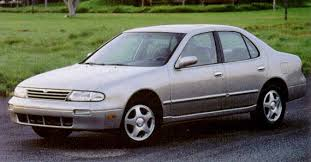 1996 Nissan Altima Review