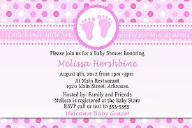 baby girl invite 30 baby girl shower invitation card pink polka dots