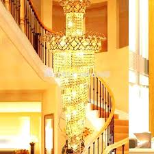best of big chandeliers for famous big spiral stairway crystal chandelier led lamps long gold regarding idea big chandeliers and large crystal