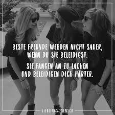 Beste Freunde Werden Nicht Sauer Wenn Du Sei Beleidigst Sie Fangen