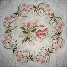Jacobean Jewels   Embroidered quilts, Jacobean and Embroidery designs & Embroidered Quilts   The quilter used the embroidery designs to create  quilting motifs. Adamdwight.com