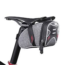 PLAY <b>HARD</b> Strap-On <b>Bike Bag</b> Under Seat <b>Pack</b> Waterproof ...