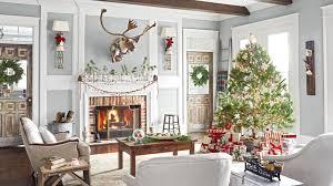 xmas interior decorating ideas 30 best christmas home tours houses