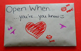 Open When Envelope Ideas Ldr13