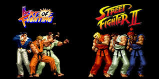 art of fighter vs street fighter by corporacion08 on deviantart