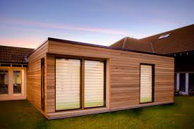 building home office. They Can Even Be Clad In Any Colour Or Style You Wish And Made To Blend Seamlessly With Your Existing Building / Home Office Workspace.