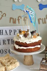 Dog Birthday Decorations 17 Best Ideas About Puppy Dog Cakes On Pinterest Puppy Cake Dog