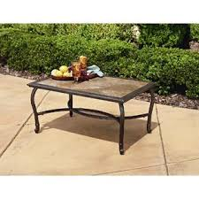 La Z Boy Outdoor Sophia Coffee Table Limited Availability