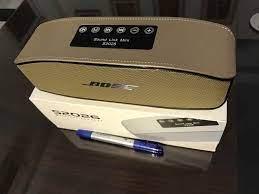 Loa Bluetooth BOSE S2026 âm thanh cực hay Gọi thoại trực tiếp trên loa